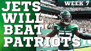 MNF Jets vs Patriots Week 7