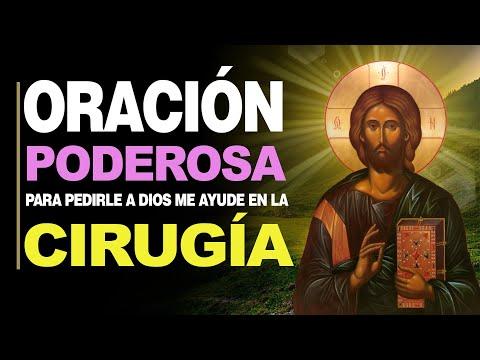 🙏 Milagrosa Oración PARA UNA CIRUGÍA SALGA BIEN – ¡Dios Ayúdame! 🙇️