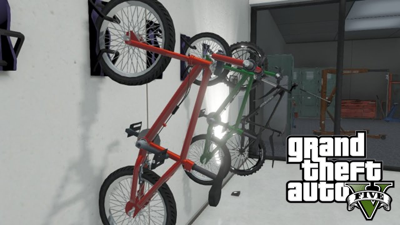 Gta 5 Online Colored Bike Glitch How To Customize Your