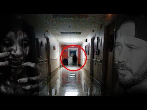 Haunted Mental Hospital At 3AM | OmarGoshTV