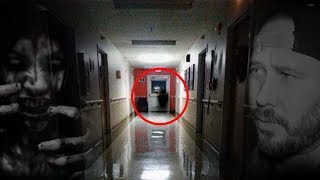 (VERY SCARY) HAUNTED MENTAL HOSPITAL AT 3AM OVERNIGHT