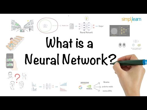 Neural Network In 5 Minutes | What Is A Neural Network? | How Neural Networks Work | Simplilearn