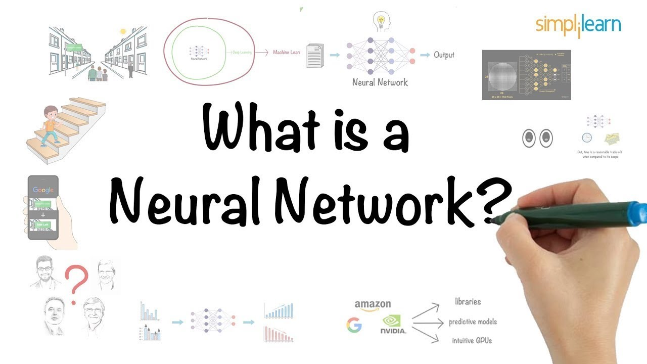 Download Neural Network In 5 Minutes | What Is A Neural Network? | How Neural Networks Work | Simplilearn
