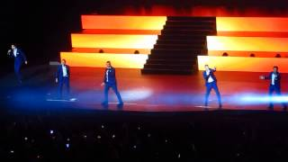 Backstreet Boys In a World Like This Tour - Singapore 2015 (Part 2)
