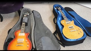 Mono M80 vs. Reunion Blues RBX Double Guitar Gig Bag Review