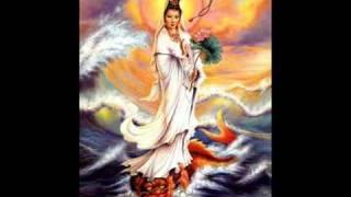 White Robed Kuan Yin Mantra - 白衣观音大士灵感神咒