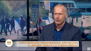 Nem enyhül a migrációs nyomás a közkedvelt célországokban