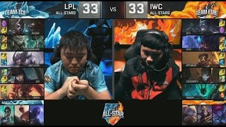 China (We1less Syndra) VS Vietnam (Optimus Viktor) Highlights - 2016 All-Stars Day 1