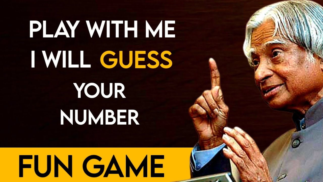 🔥 I Will Guess Your Number 🔥 Fun Maths Game || Play With Me || Spread Positivity
