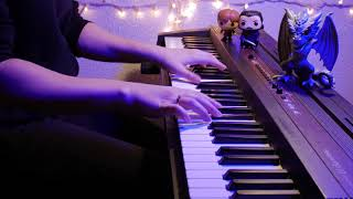 Game Of Thrones 08x03  The Night King (piano cover)