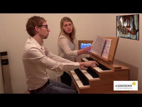 C. Franck - Choral 3 - Hauptwerk - Gert van Hoef