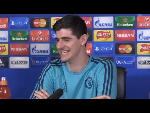 Chelsea translator forgets his job