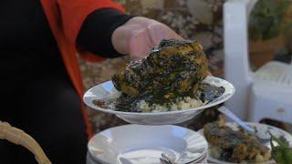 Teta's Kitchen — Episode 2: Mulukhiyah in Jericho