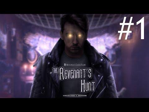 Mystery Case Files: The Revenant's Hunt Walkthrough part 1