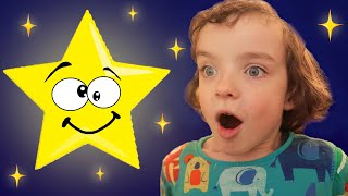 Twinkle Twinkle Little Star song by Makar and Ksenia