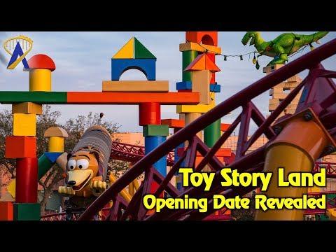 Slinky Dog Dash testing plus opening date revealed - Toy Story Land at Disney's Hollywood Studios