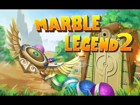 Marble Legend 2 Android Gameplay Youtube