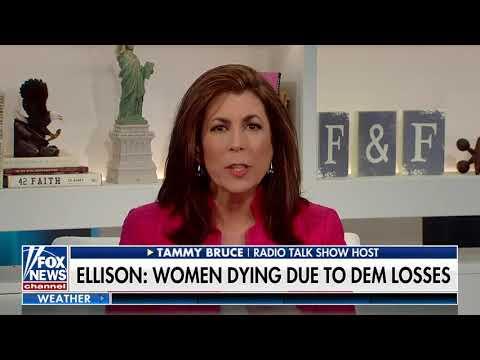 Tammy Bruce On Ellison And Women — 041618