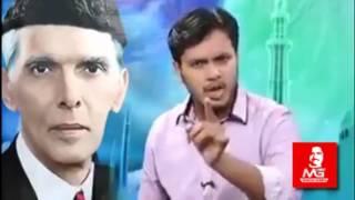 Pakistan Ko Galyan Dene Walo Sun Lo - Young Boy Message To RAW Agents