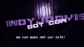 Indy Jarvis Custom Designs - Talking Car Interface found here! #IndyJarvis