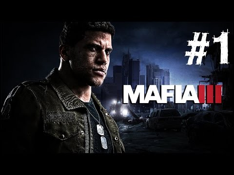 Mafia 3 Gameplay Walkthrough Part 1 Impressions French District Kill Vito Kill Cassandra PS4 PC XBO