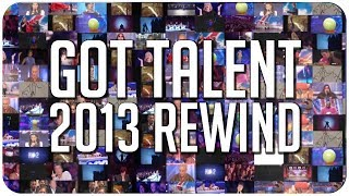 Got Talent Rewind 2013: The best of Got Talent from around the world!