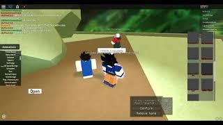 Dragon Ball RP ROLEPLAY   Jiren Vs Goku   Custom Part 1  