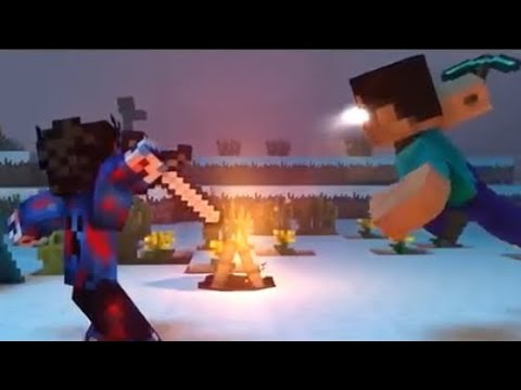 Fall Out Boy - «Centuries» A Minecraft Music Video