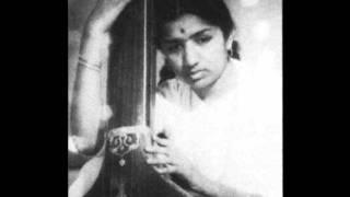 Aaj Socha To Aansoo Bhar Aaye - Lata Mangeshkar