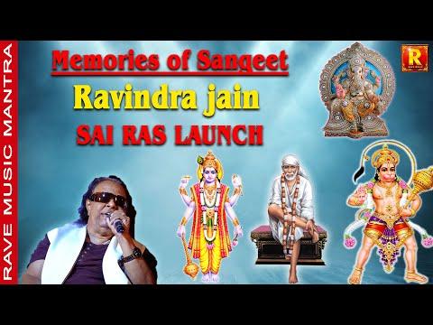 Memories of Sangeet Samrat Ravindra jain | SAI RAS LAUNCH | Live recording