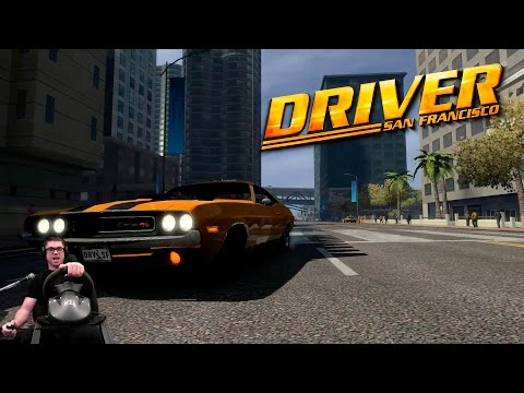 Driver: San Francisco (PC) - Walkthrough - Part #1