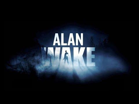 Alan Wake [Twitch cast], part 1