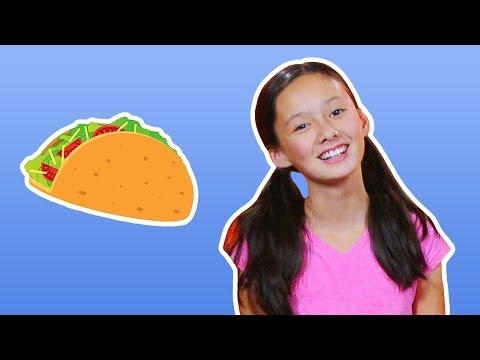 Twelve Tasty Tacos   NEW TASTY VIDEO   Mother Goose Club Playhouse Kids Video