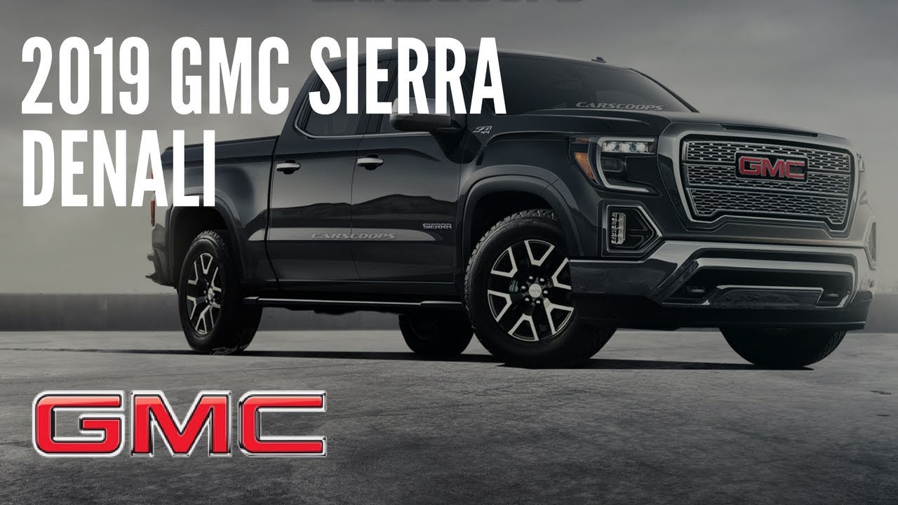 2019 GMC Sierra Review Price and release date - YouTube