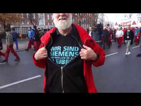Siemens Protest 2017 11 17