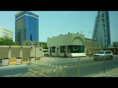 Bahrain, manama city