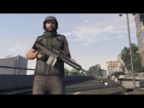 GTA Online - Гайд по оружию(Лучшее оружие в игре)