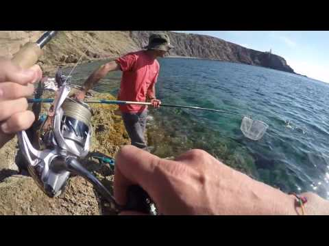 рыбалка родос спиннинг
