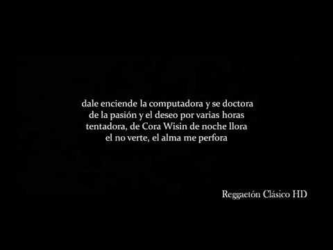 Don Omar Ft. Wisin Y Yandel - My Space [Letra]