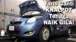 Yaris Stock 1NZFE full ORD exhaust