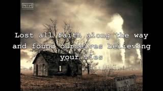 Nine Inch Nails -  Survivalism (With Lyrics)