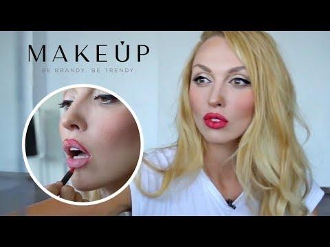 Секреты макияжа Оли