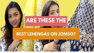 Are these The Best Lehengas From Jomso.com? (Under 3000 inr)