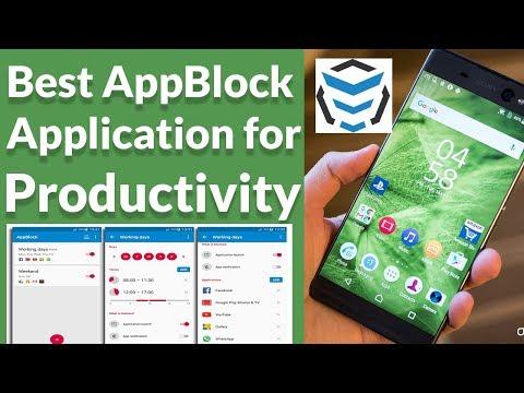 Best App Block Application For Productivity - Hindi