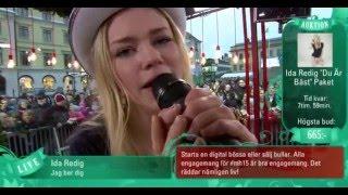 Ida Redig - Jag ber dig  | Live 🌟 Musikhjälpen 2015 🌟