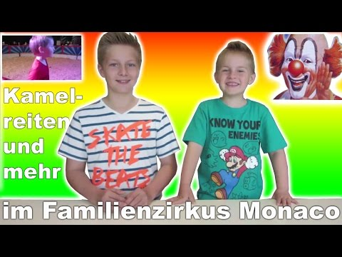zirkus monaco show aus der tournee 2015 ash und max im zirkus kanal f r kinder kinderkanal youtube. Black Bedroom Furniture Sets. Home Design Ideas