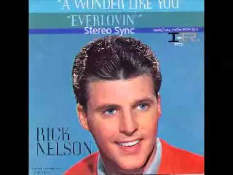 Ricky Nelson - A Wonder Like You
