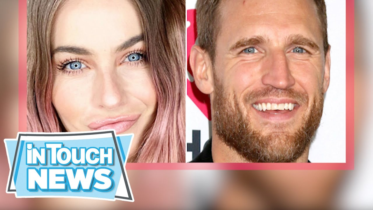 After Weeks Of Quarantining Apart, Julianne Hough & Brooks Laich ...