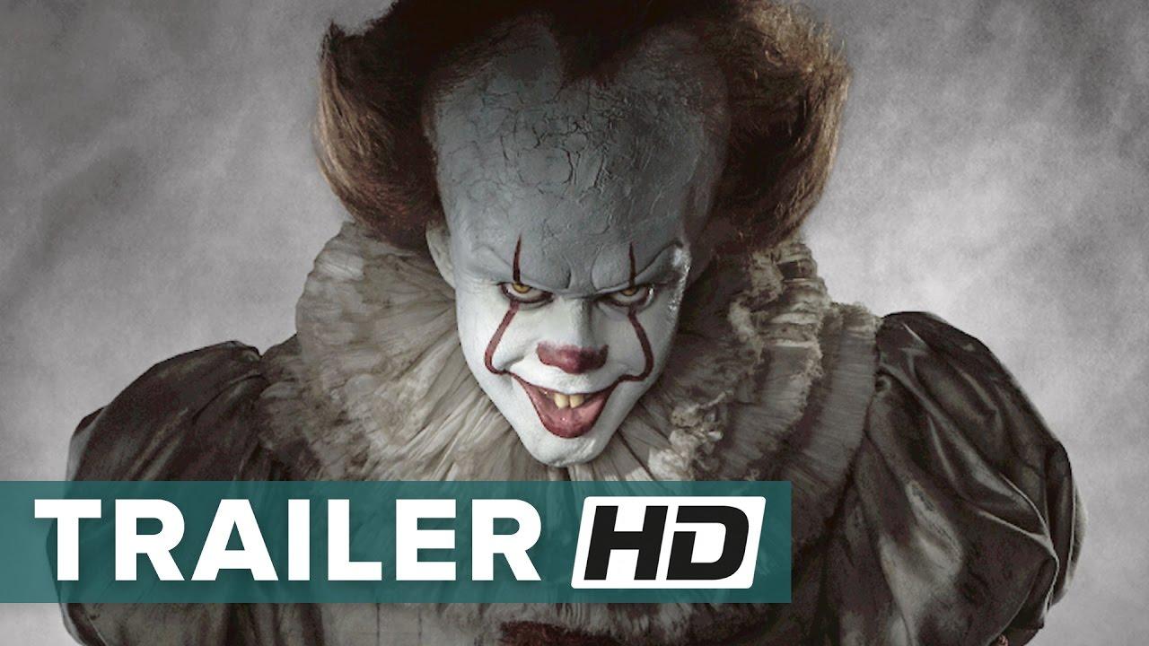 IT Pennywise terrificante nel Trailer Ufficiale Italiano HD