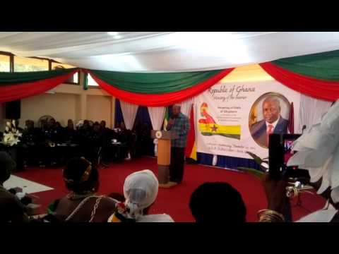 President John Mahama's Keynote